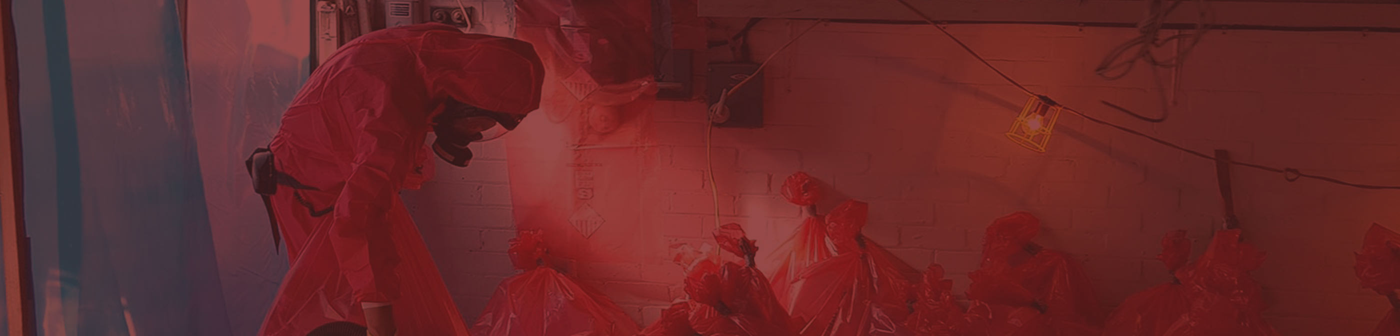 Asbestos Removal Background